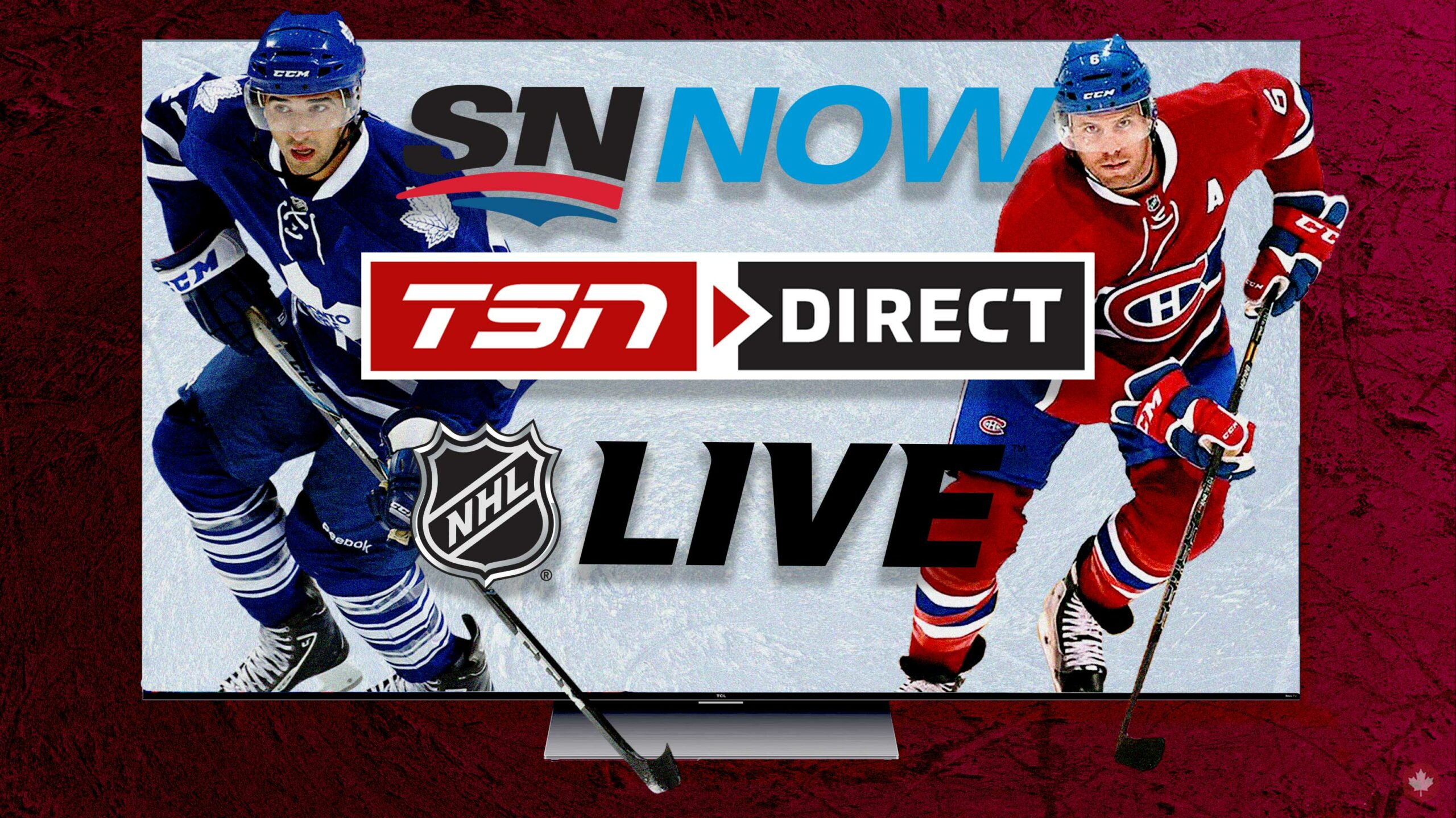 How To Stream The Nhl S 2021 Season In Canada