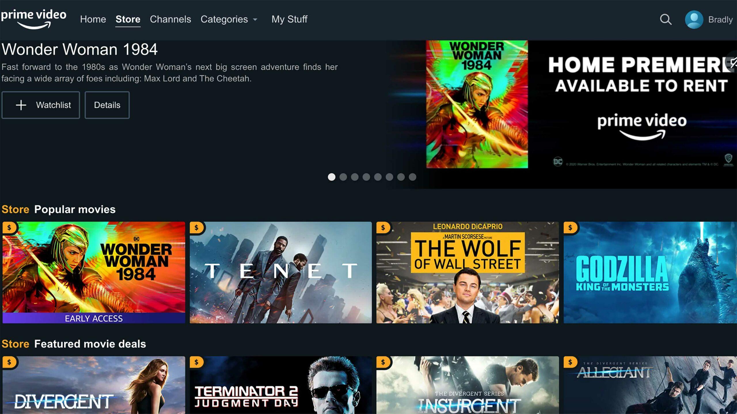 Amazon Prime April 2021