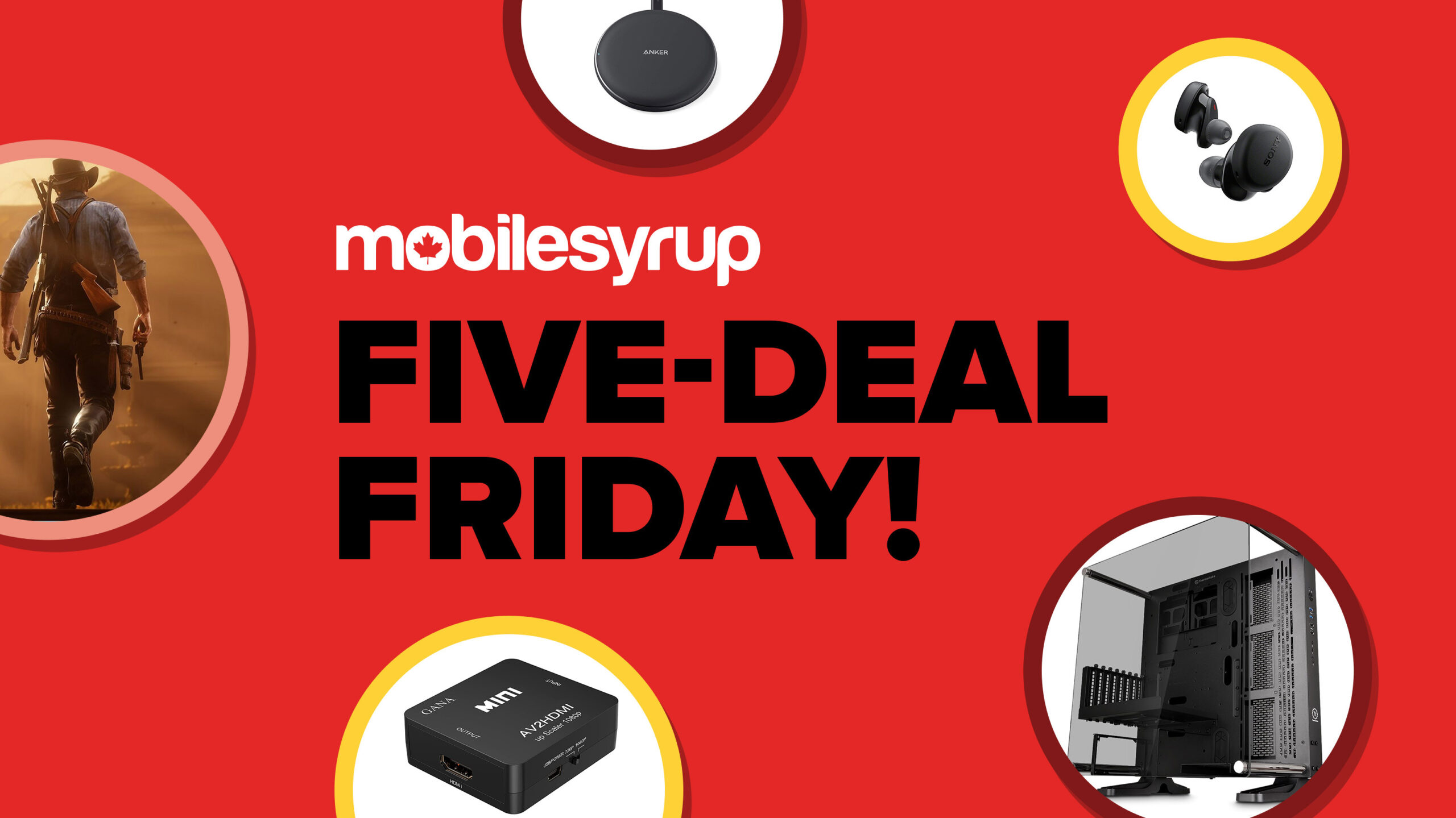 Five Deal Friday - Feb 19
