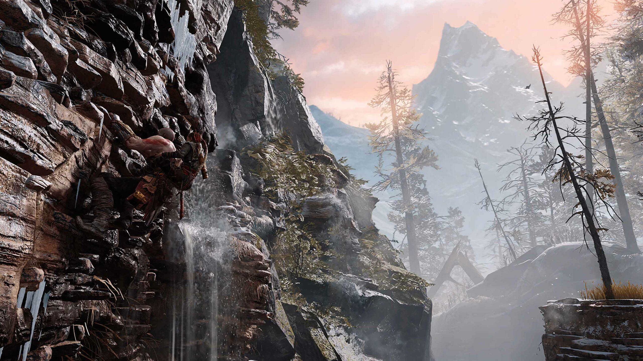 God of War PS5 update