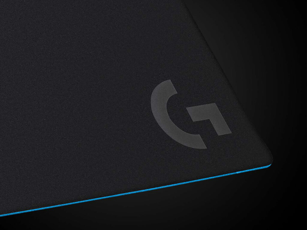 Logitech G840 Cloth Gaming Mouse Pad