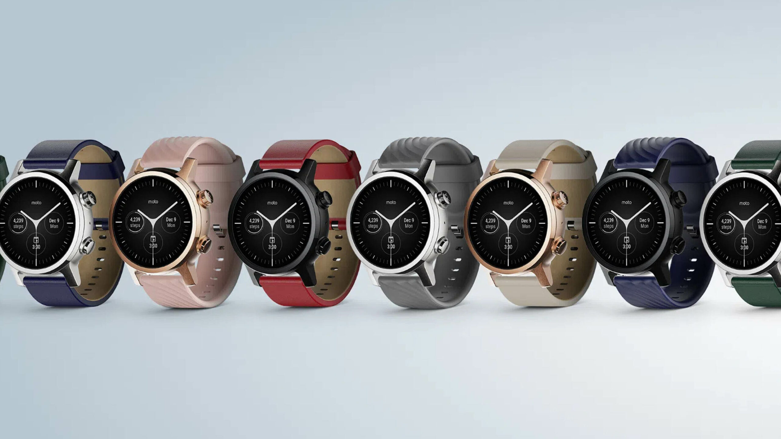 Moto 360 (2020) colour options