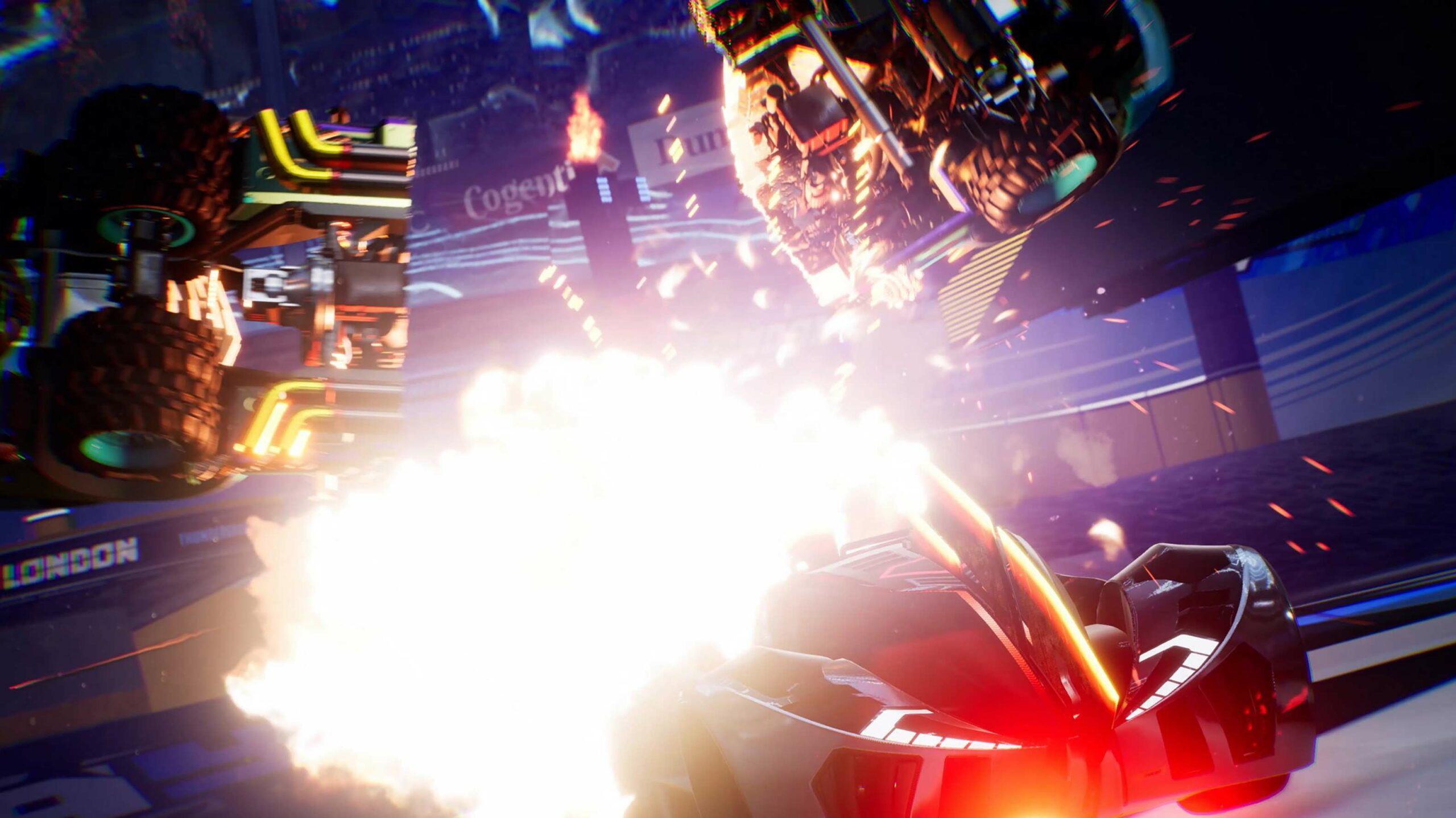PlayStation Destruction AllStars