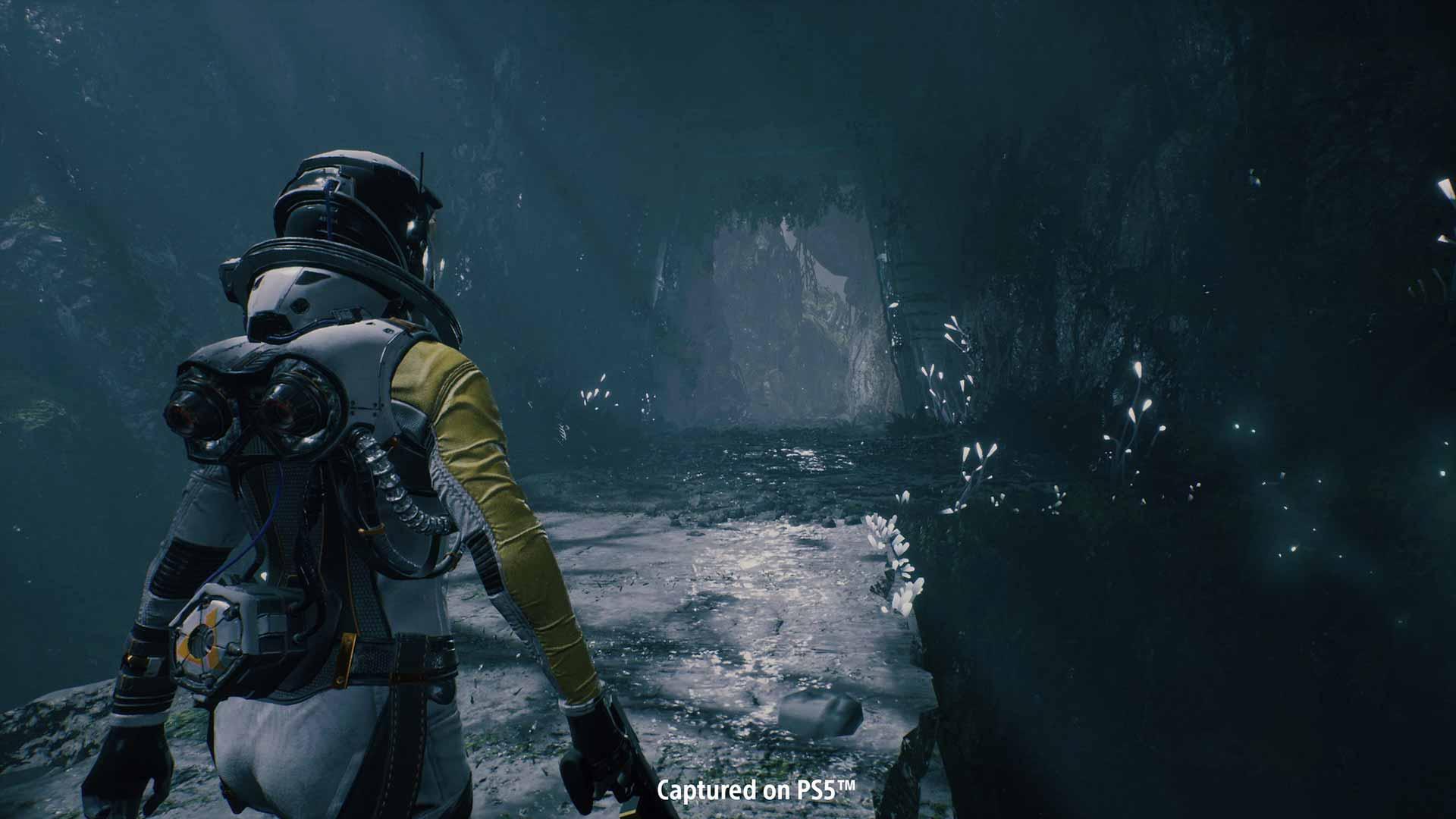 PS5 Returnal exploration