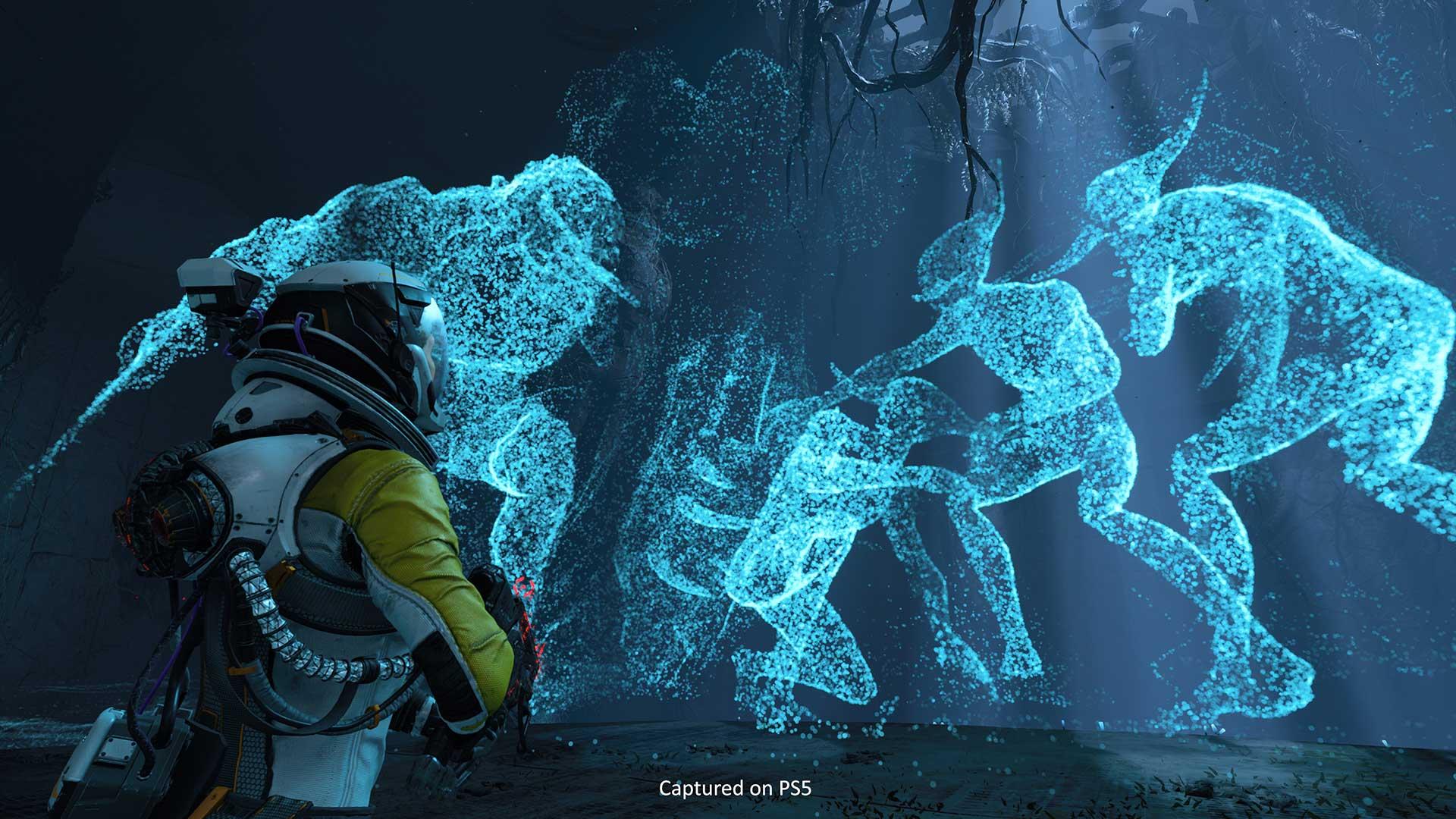 Returnal hologram