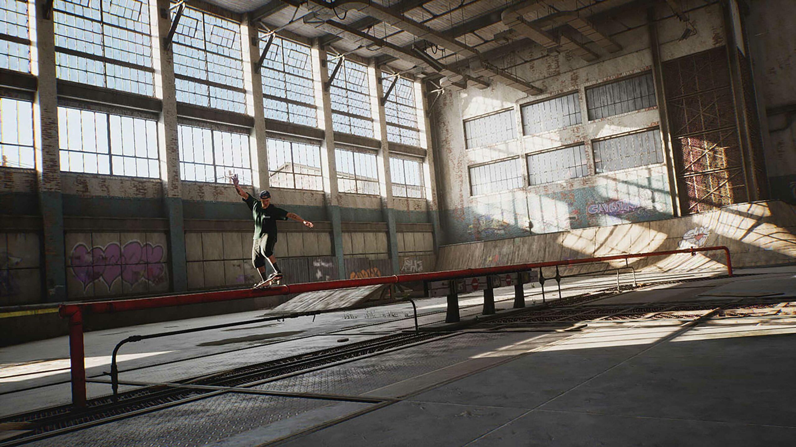 Tony Hawk's Pro Skater 1+2 HD