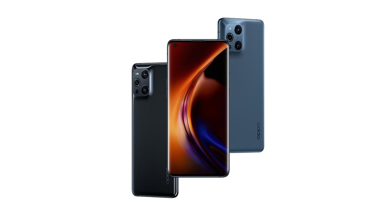 Oppo Find X3 Phones