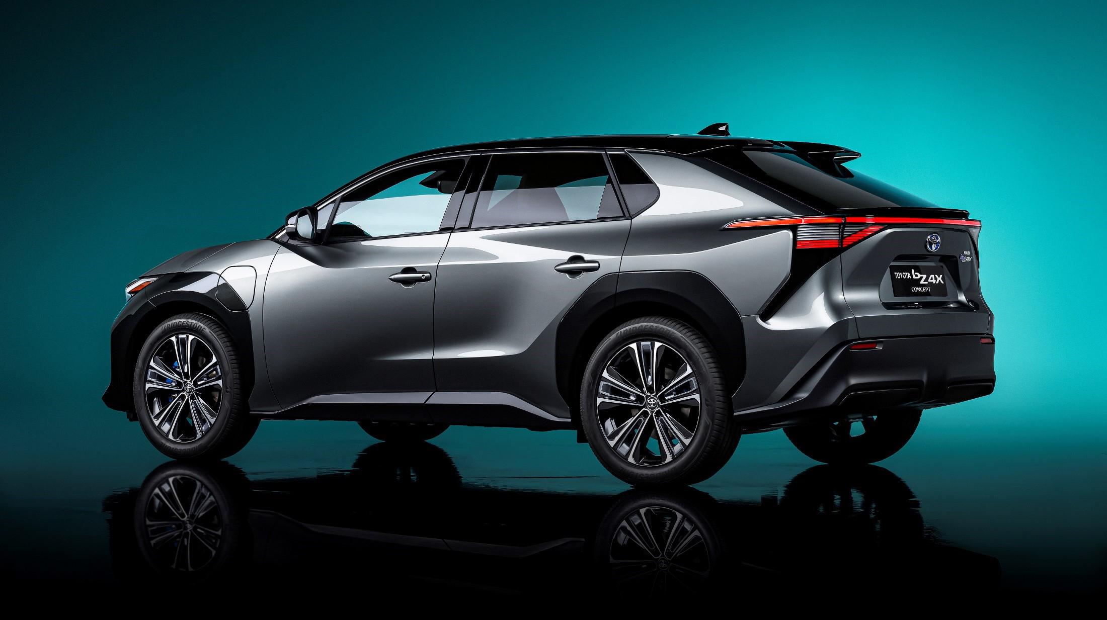 bZ4X-Toyota-EV