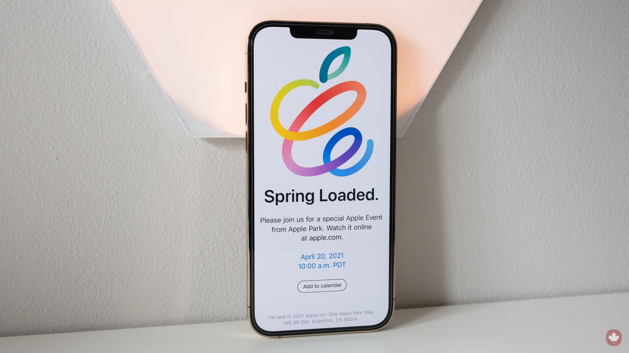 Siri reveals Apple's April 20 keynote ahead of official ...