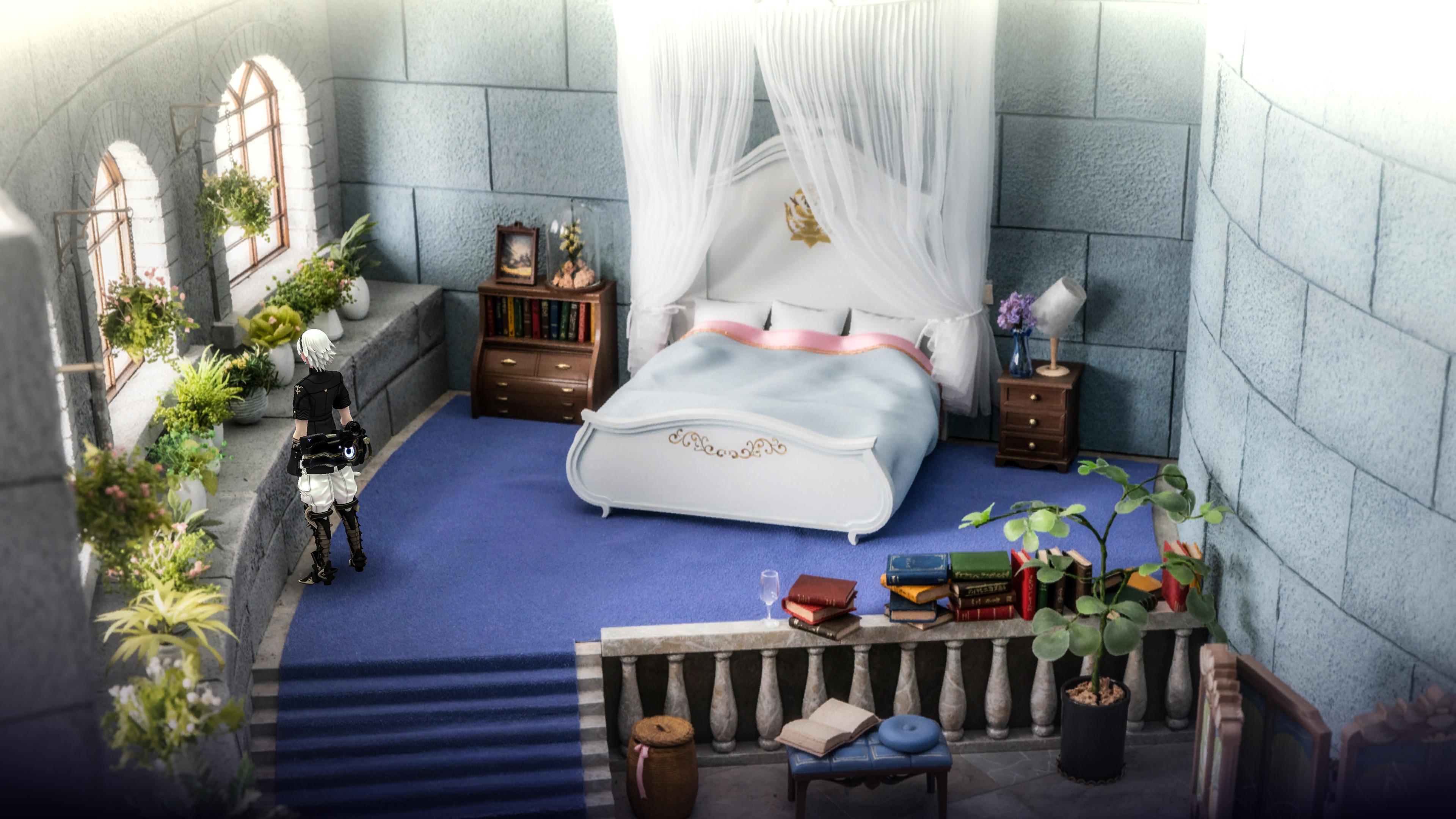 Fantasian room