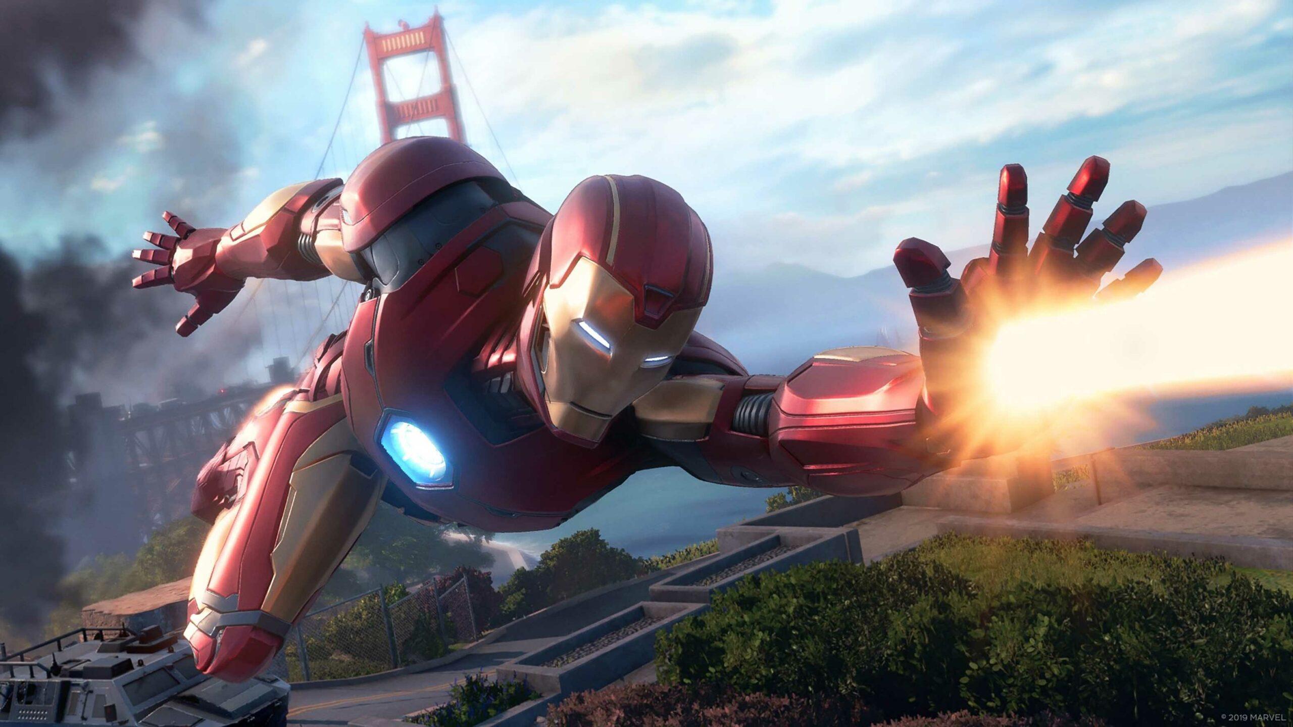Iron Man Marvel's Avengers