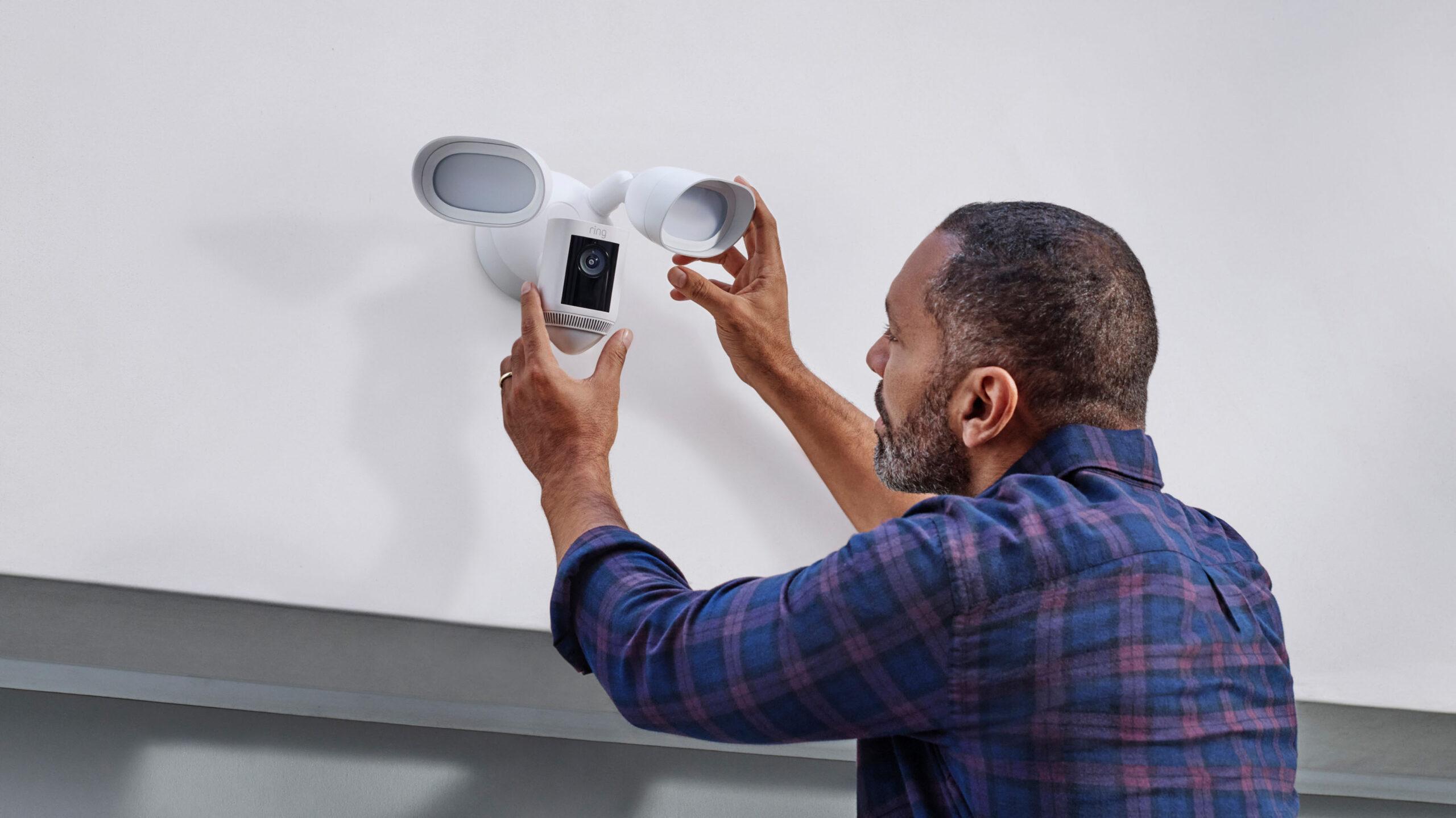 Ring Floodlight Cam Pro