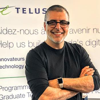 Samer Geissah, Director of Tech Strategy