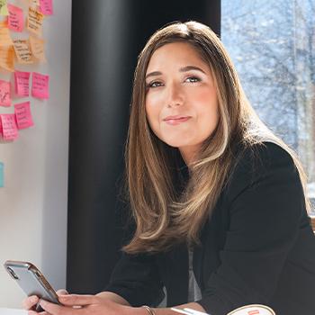 Sarah Prevette, CEO and founder of Future Design School