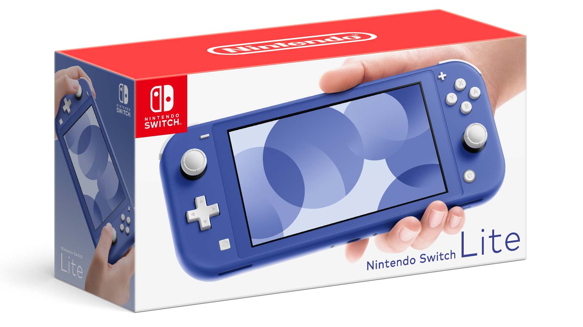 Blue Switch Lite Box